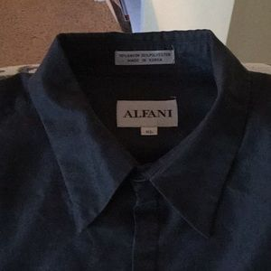 Alfani xl grey long sleeve
